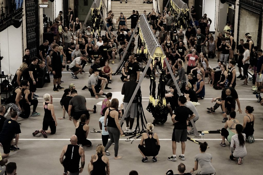 Cracking the Code – TRX Trainer Summit – Baltimore 2016